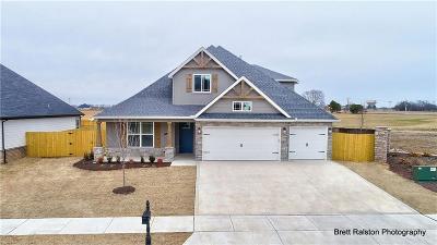 Centerton Single Family Home For Sale: 940 Silver Maple ST