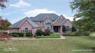Fayetteville Single Family Home For Sale: 330 Napa DR