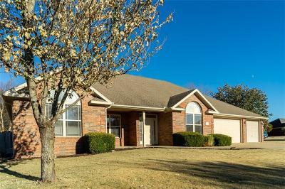 Fayetteville Single Family Home For Sale: 1274 Saint Andrews CIR