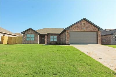 Bentonville Single Family Home For Sale: 5105 SW Energy AVE