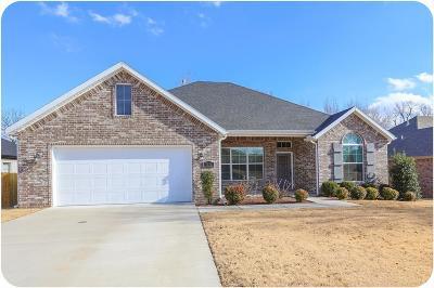 Benton County Single Family Home For Sale: 4051 Benjamin LN