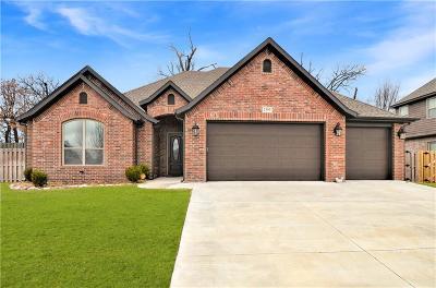 Rogers Single Family Home For Sale: 2503 S Horizon BLVD