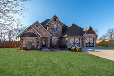 Rogers Single Family Home For Sale: 4130 Willowbend DR