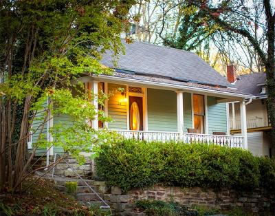 Eureka Springs Single Family Home For Sale: 25 Pine ST