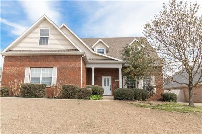 Springdale AR Single Family Home For Sale: $288,000