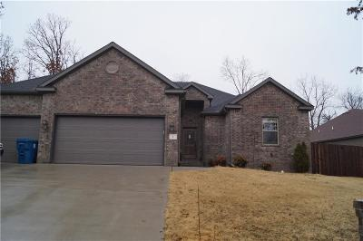 Bella Vista Single Family Home For Sale: 4 Mary Ann LN