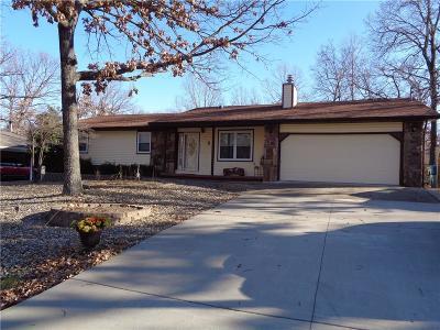 Bella Vista Single Family Home For Sale: 8 Ventnor CIR