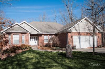 Bella Vista Single Family Home For Sale: 3 Appleby LN