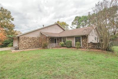Bentonville Single Family Home For Sale: 1206 NW 11th ST