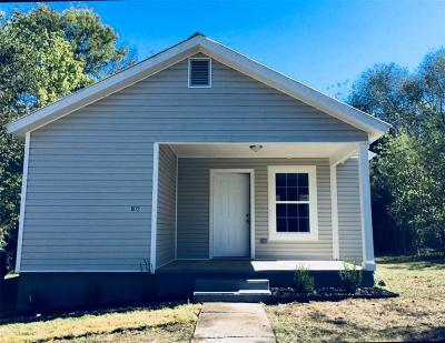 Pea Ridge Single Family Home For Sale: 1072 N Davis ST