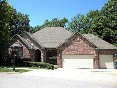 Bentonville Single Family Home For Sale: 1302 NE Fairwinds DR