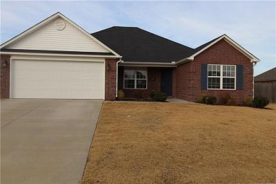 Centerton Single Family Home For Sale: 530 Saddlehorn DR