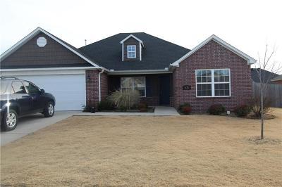Centerton Single Family Home For Sale: 631 Saddlehorn DR