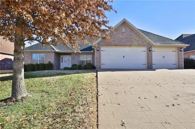 Benton County Single Family Home For Sale: 1041 Thornridge RD