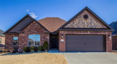 Bentonville Single Family Home For Sale: 3601 Summerstone RD