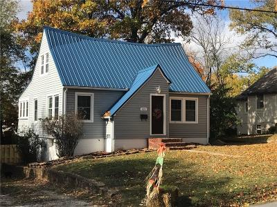 Fayetteville Single Family Home For Sale: 121 S Duncan AVE