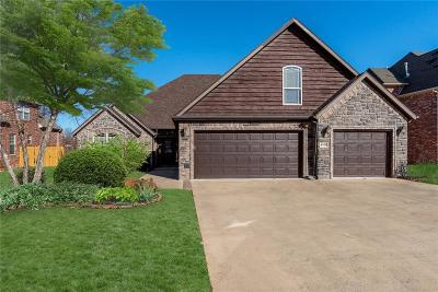Rogers Single Family Home For Sale: 6109 Valley Forge DR