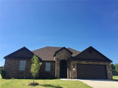Pea Ridge Single Family Home For Sale: 890 Choate CIR