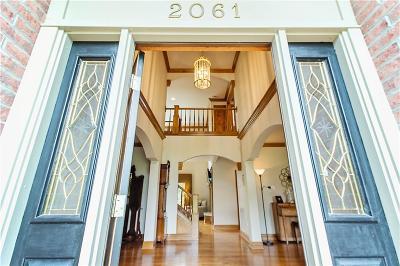Fayetteville Single Family Home For Sale: 2061 Bridgeton CT