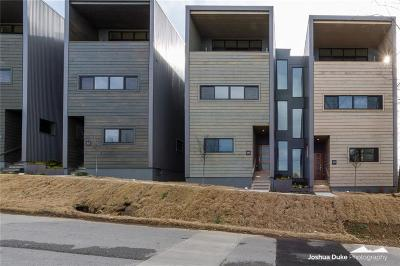 Fayetteville Condo/Townhouse For Sale: 535 W Meadow ST