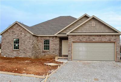 Siloam Springs Single Family Home For Sale: 2237 Aspen