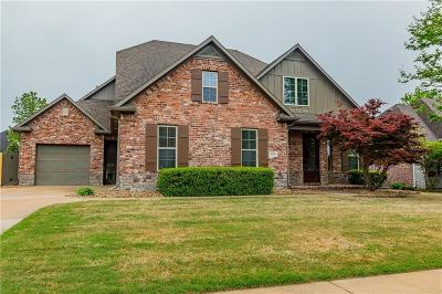 Rogers Single Family Home For Sale: 5409 Bent Tree DR