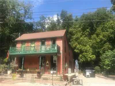 Eureka Springs Single Family Home For Sale: 104 N Main ST