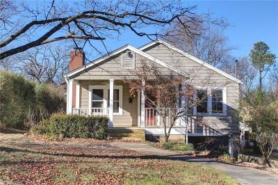 Fayetteville Single Family Home For Sale: 617 N Willow AVE