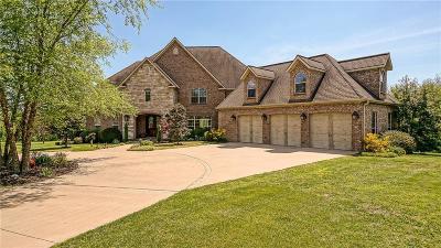 Bentonville Single Family Home For Sale: 11135 Cobblestone DR