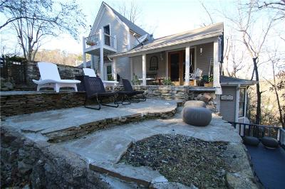 Eureka Springs Single Family Home For Sale: 4 Douglas ST