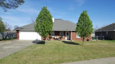 Siloam Springs Single Family Home For Sale: 2303 S Washington ST