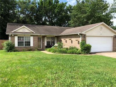 Fayetteville Single Family Home For Sale: 6367 W Abilene DR