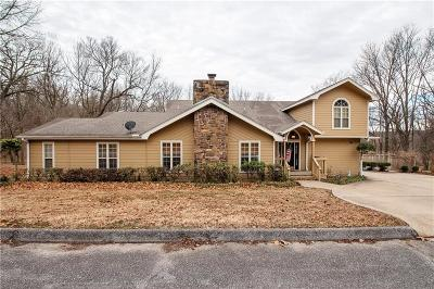 Siloam Springs Single Family Home For Sale: 13825 Canterbury DR