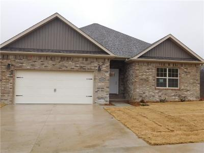 Prairie Grove Single Family Home For Sale: 1060 Infantry LN