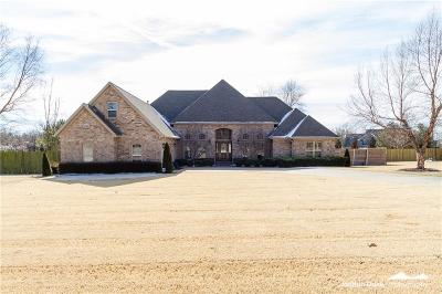 Springdale Single Family Home For Sale: 6515 Dearing RD