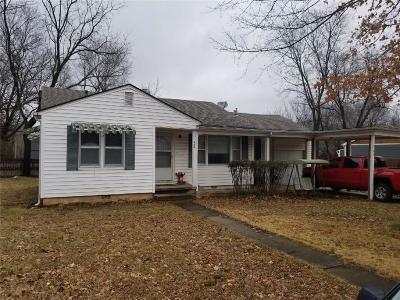 Bentonville Single Family Home For Sale: 305 SE Henry ST