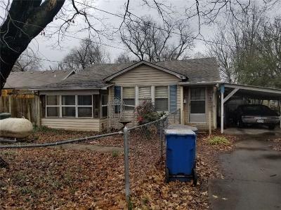 Bentonville Single Family Home For Sale: 301 SE Henry ST