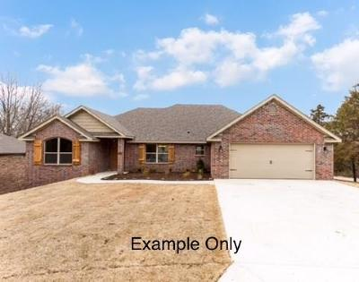 Bella Vista Single Family Home For Sale: 15 Longview LN