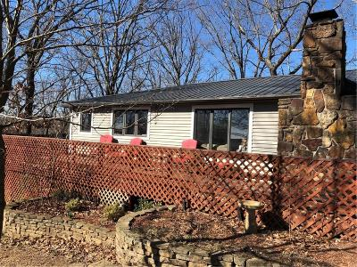 Eureka Springs, Rogers, Lowell Single Family Home For Sale: 38 Overton LN