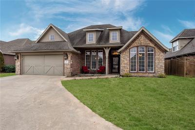 Bentonville Single Family Home For Sale: 4 Dawn Hills DR
