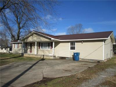 Benton County Single Family Home For Sale: 1120 E 1st ST