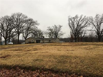 Gravette Single Family Home For Sale: 15069 Spring Valley RD