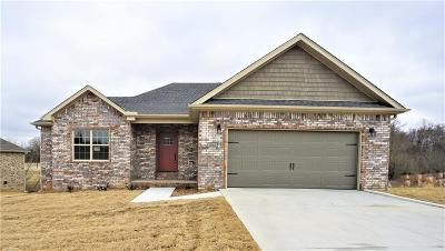 Prairie Grove Single Family Home For Sale: 1040 Infantry LN