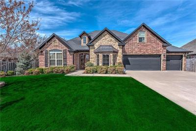 Rogers Single Family Home For Sale: 4509 Mourning Dove DR