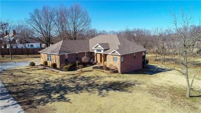 Rogers Single Family Home For Sale: 2837 W New Hope RD