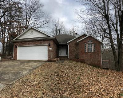 Springdale Single Family Home For Sale: 22148 W War Eagle RD