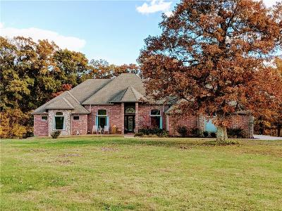 Gravette Single Family Home For Sale: 12912 Moore LN