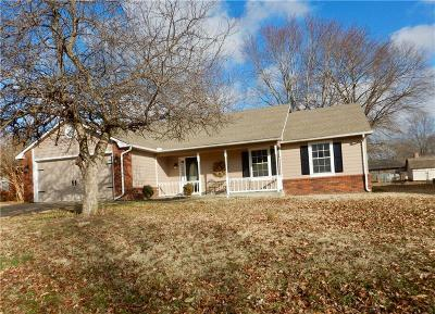 Siloam Springs Single Family Home For Sale: 209 Cordes DR