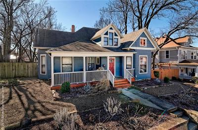 Fayetteville Single Family Home For Sale: 315 W Center ST