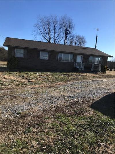 Bentonville Single Family Home For Sale: 9800 Morning Star RD